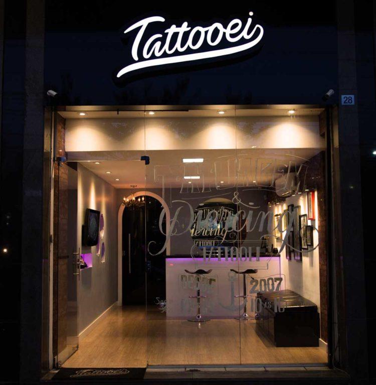 tattooei a melhor loja de tatuagem buritis