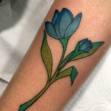flor tattoo – marcelly