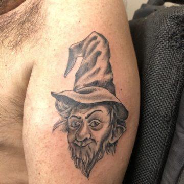 tatuagem-braço-black