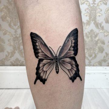 tatuagem-borboleta-black