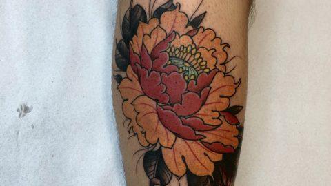 tatuagem-peonia-neotradicional-min