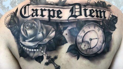 tatuagem-blackwork-carpe-diem