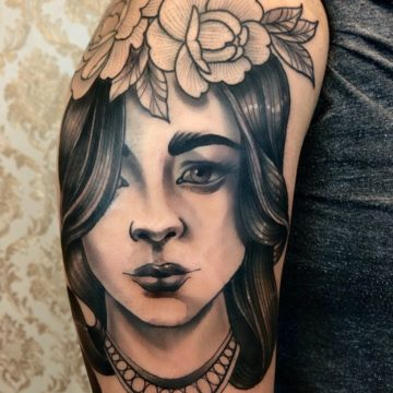 tatuagem-neotradicional-blackwork-mulher