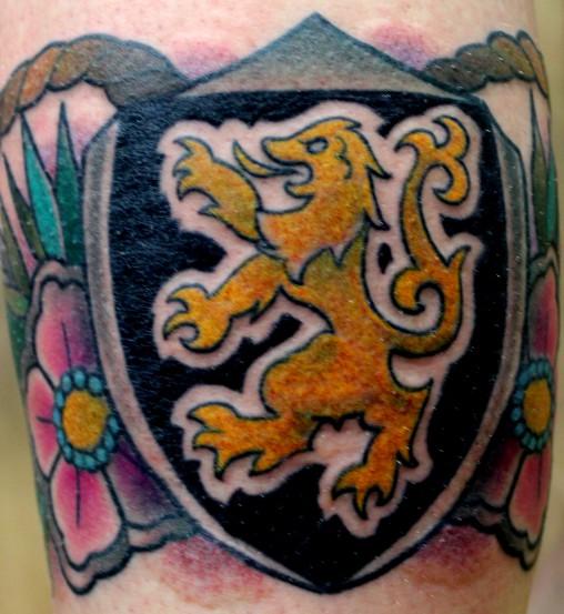 Belgica-tatuagem