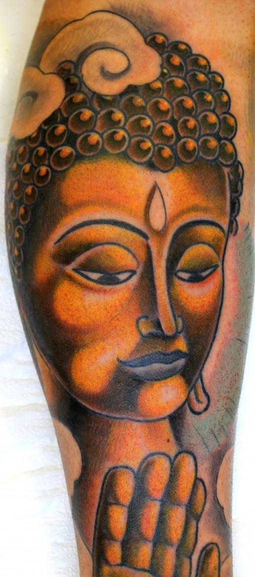 Buda-tatuagem