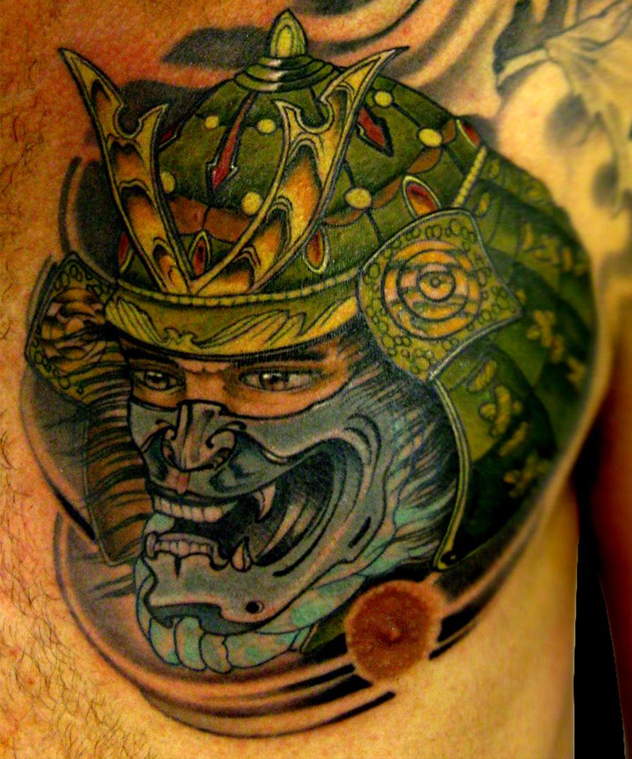 Oriental tatuagem