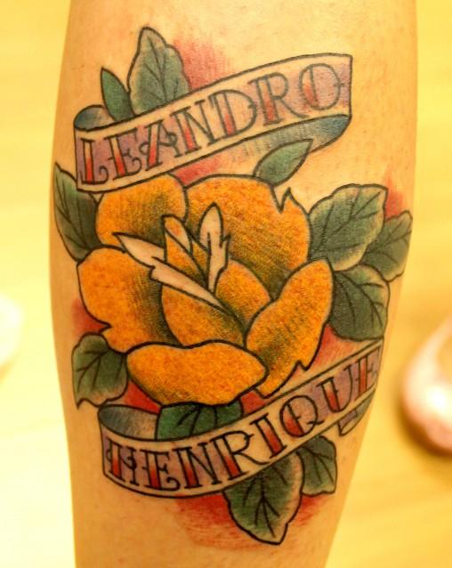 Rosa-nomes-tatuagem