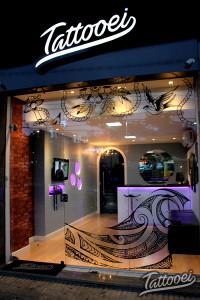 Melhor loja de tatuagem de Belo Horizonte