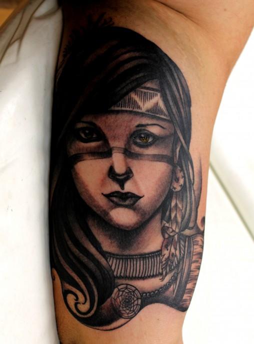 india-tatuagem
