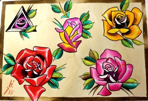 rosas-olho-pintura-tatuagem