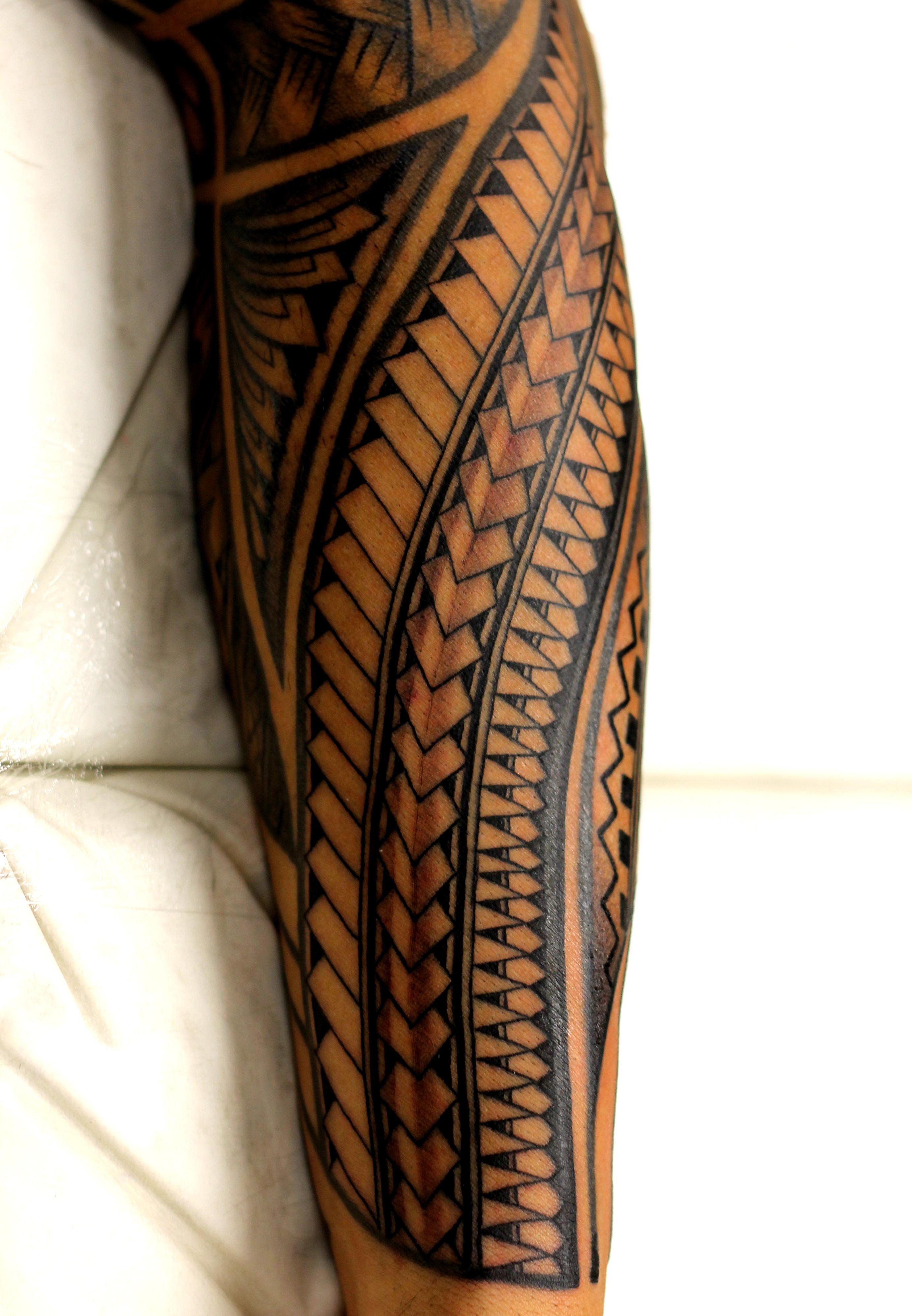 Maori Tattoo Braco Fechado Best Tattoo Ideas